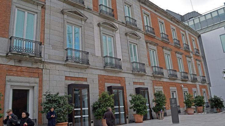 Madrid - Thyssen Bornemisza Museo