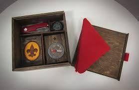 Znalezione obrazy dla zapytania Scout treasure chest