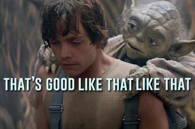 You Need To Watch This Bad Lip Reading Of Yoda Singing About Seagulls