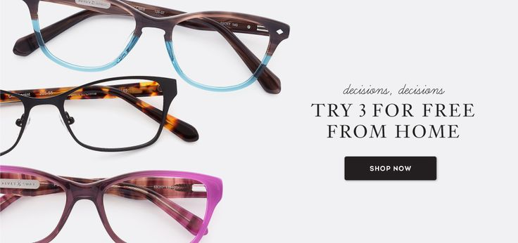 Eyeglass Frames To Try On At Home : 17 Best images about I Can See on Pinterest Color black ...