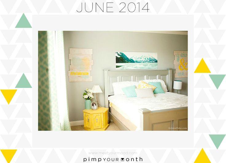 Pimp your JUNE in Hemlock green and Freesia yellow  ...aspettando le vacanze estive!