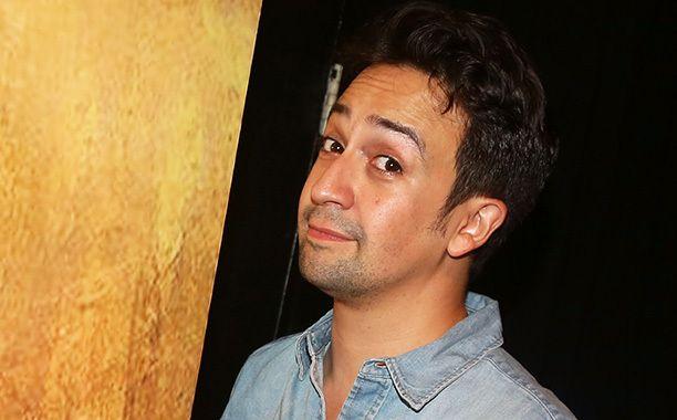 Lin-Manuel Miranda describes his 'Drunk History'experience