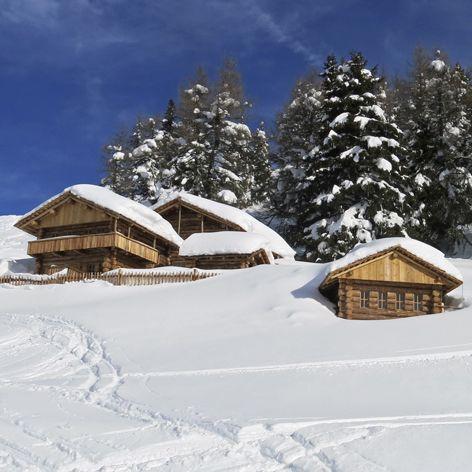 Natale: vacanze in baita