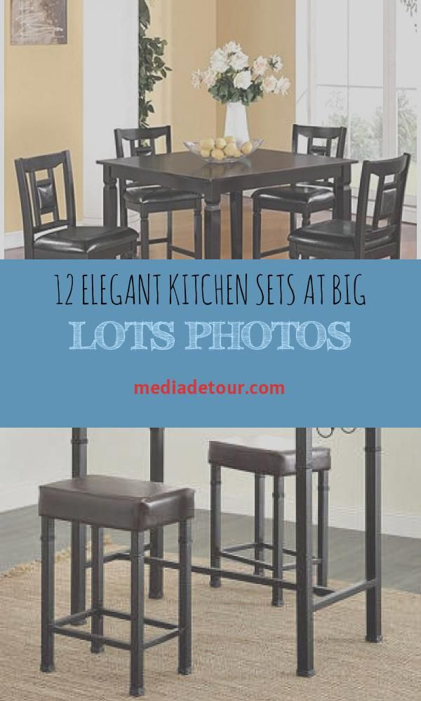 Big Lots Kitchen Tables : kitchen, tables, Elegant, Kitchen, Photos, Sets,, Kitchens,