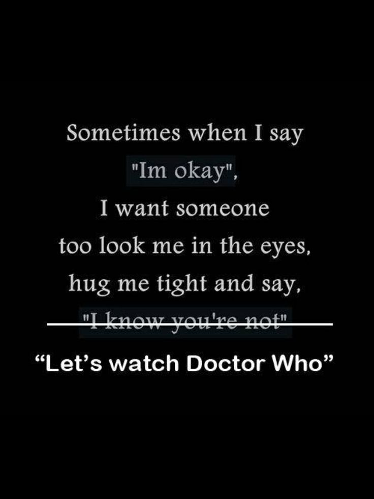Dr. Who Always!