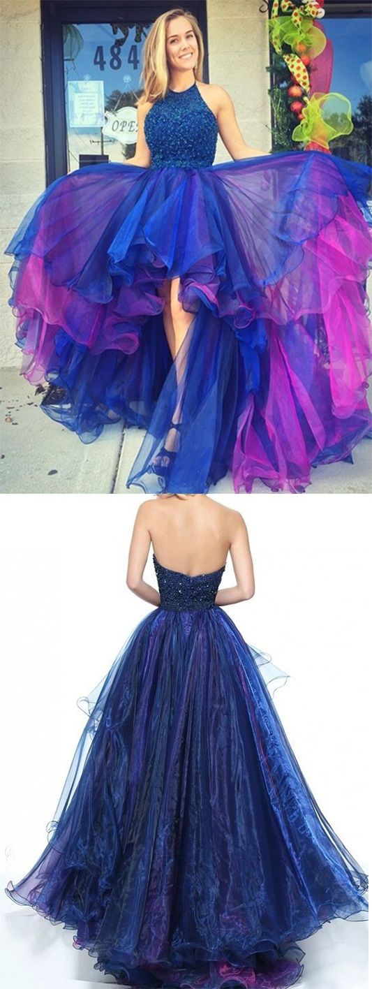 17 Best ideas about High Low Prom Dresses on Pinterest ... - photo#11