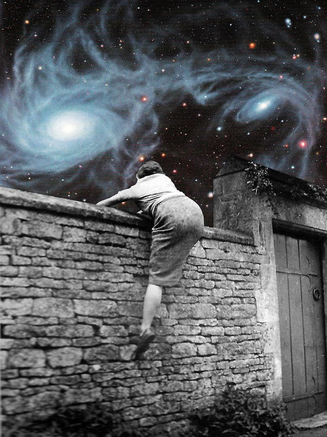 """Other Side,"" Eugenia Loli"