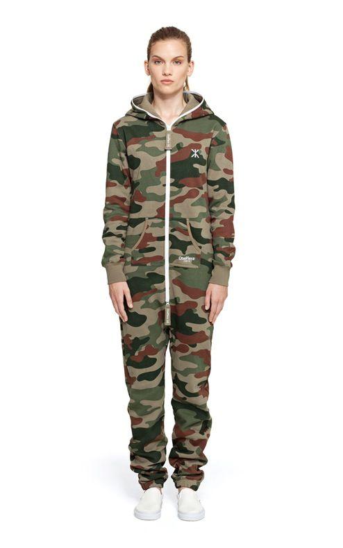 Camouflage Jumpsuit Camouflage | onesie | Onepiece US