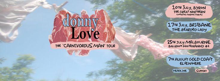 Donny Love Tour