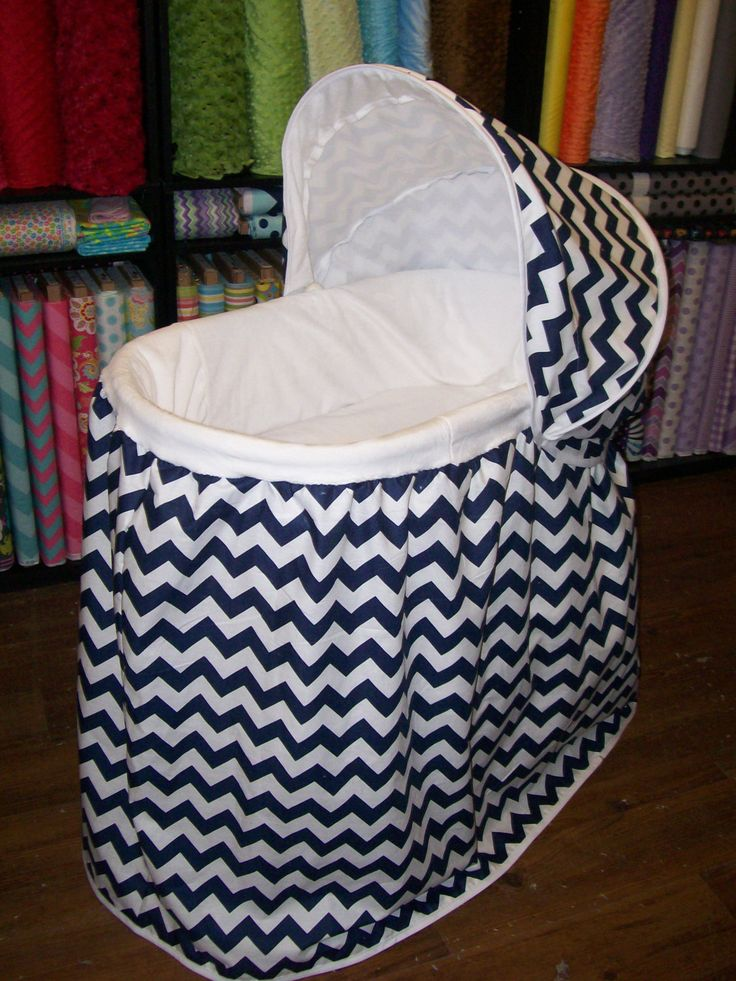 Custom Chevron and Minky Bassinet Covers by QuinnsQuilts on Etsy https://www.etsy.com/listing/153913033/custom-chevron-and-minky-bassinet-covers