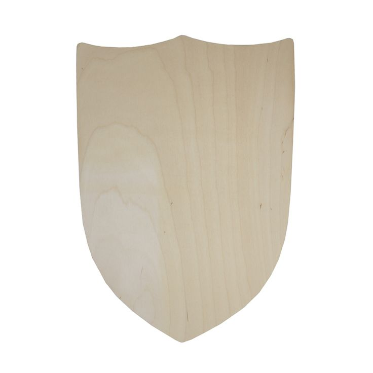 Design your own shield and be ready for battle! This wooden shield is sure to protect you when you are fighting against other noble knights. The surface is perfect for painting and pencils can be used to draw out your design. There is a loop on the back so you will be able to hold it tight to your body when you are ducking and diving in battle. This shield is handmade exclusively for English Heritage and it makes a great gift for any young knight.
