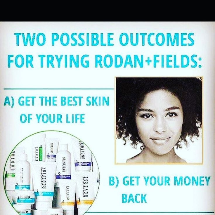 What do you have to lose???? Try Rodan and Fields today!
