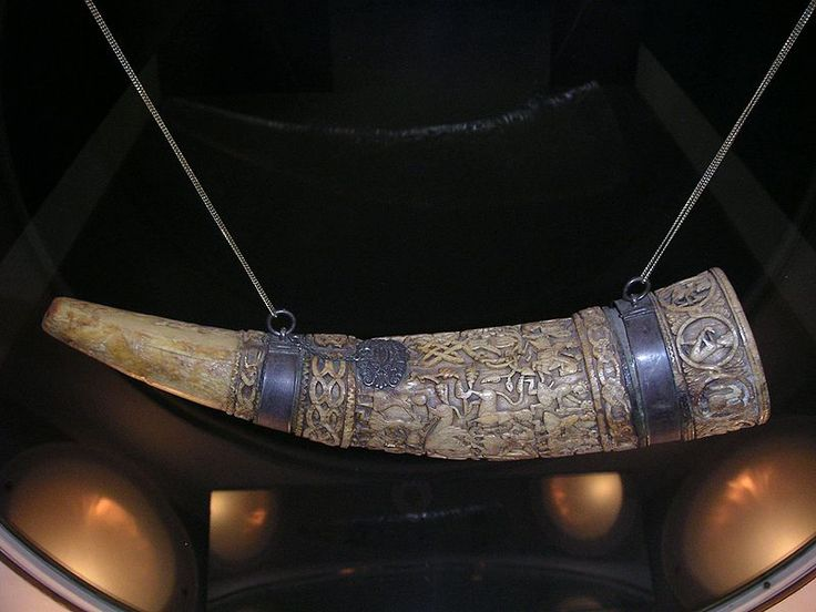 The horn of Lehel kept in Jászberény
