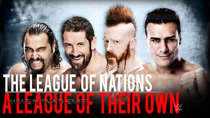 League of Nations wwe