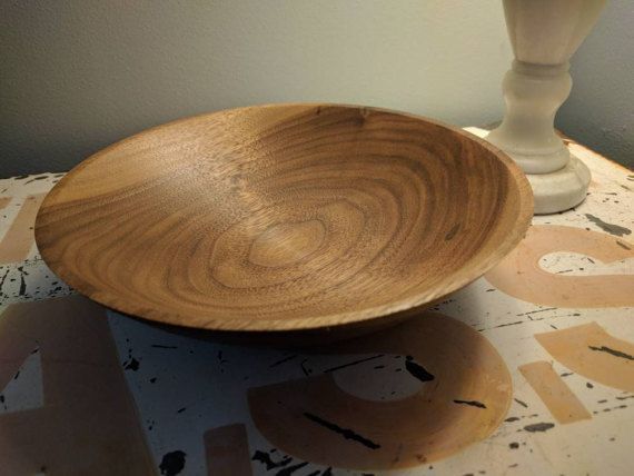 Check out this item in my Etsy shop https://www.etsy.com/au/listing/495164680/american-walnut-bowl