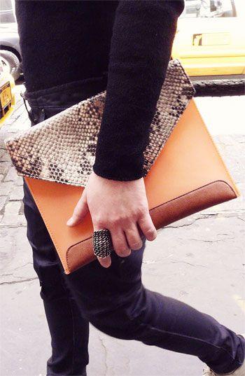 Danielle Nicole 'Sienna' Envelope Clutch | Nordstrom falltrends