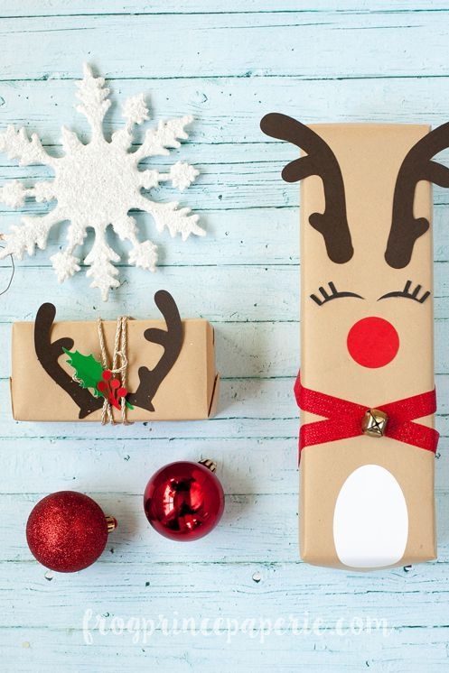 39 Unique Gift Wrapping Ideas for Christmas - How to Wrap Holiday Presents - These Creative Christmas Wrapping Ideas Will Dress Up Your Most