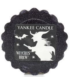 Yankee Candle - Potion de Sorcière (Witches Brew) 2013 - Un Senteur des mélanges des épices secrets et de Patchouli.