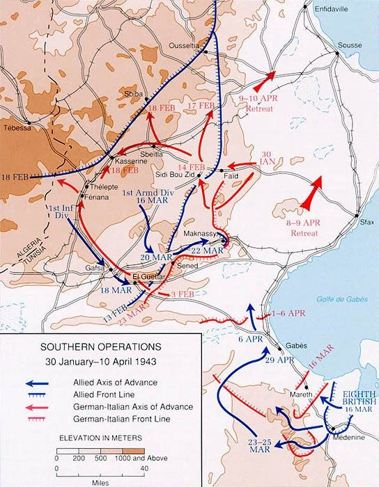 Today in North African history: the Battle of Sidi Bouzid begins (1943)