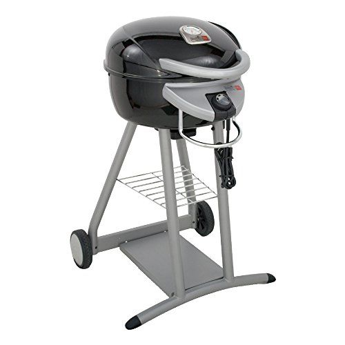 Char-Broil Tru Infrared Patio Bistro Electric Grill, Gloss Black, 2015 Amazon Top Rated Freestanding Grills #Lawn&Patio