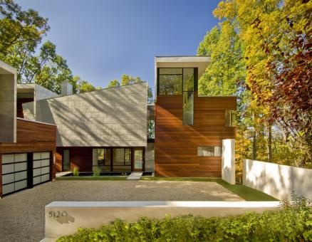 .: Robert Gurney, Wissioming Residence, Architects, Dream, Glen Echo, Architecture, House, Design