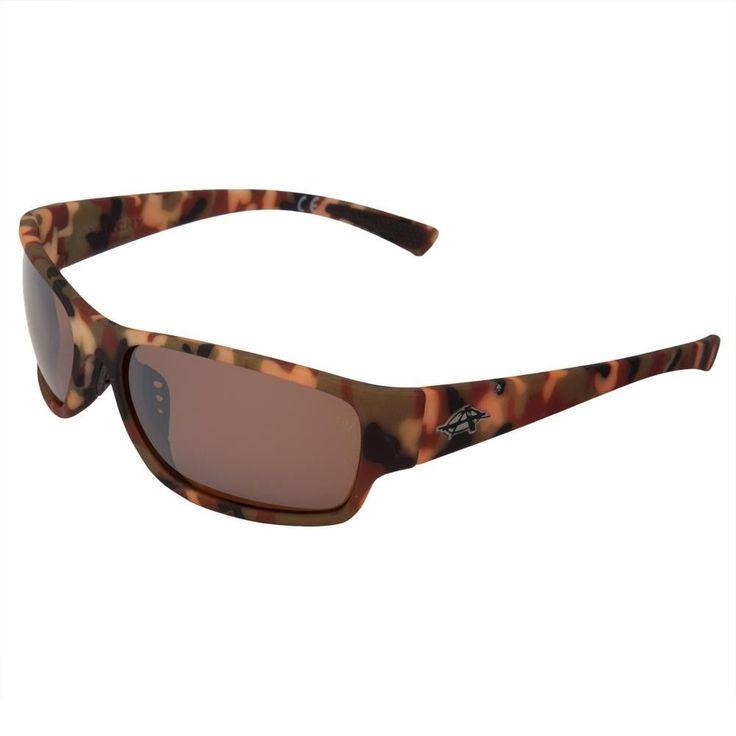Anarchy Eyewear - K Grind Brown Camo Sunglasses