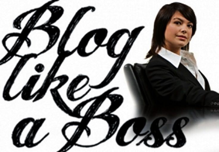 How to Blog Like a Boss? Get your guide to success here!