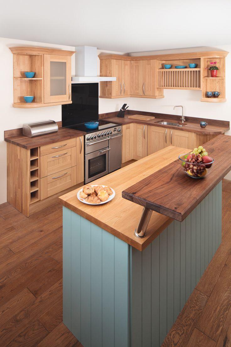Best 25+ Solid wood kitchen cabinets ideas on Pinterest ...