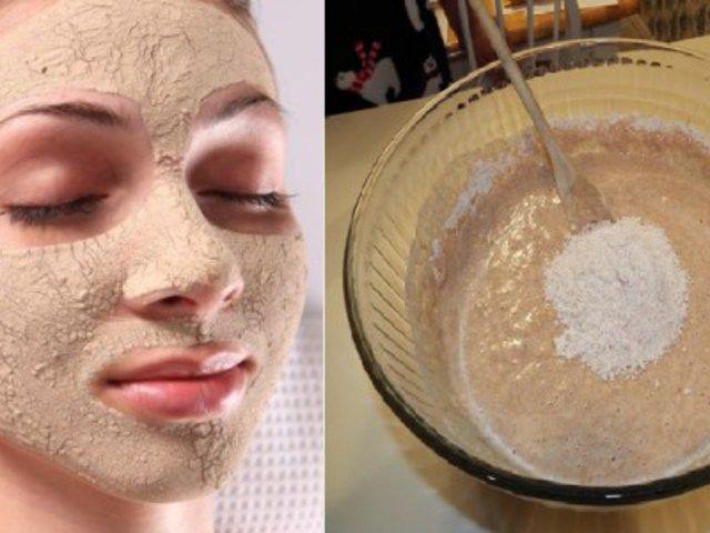 Ez a 3 féle bőrtípusra kifejlesztettt élesztős arcmaszk képes 10 év nyomát eltüntetni arcodról