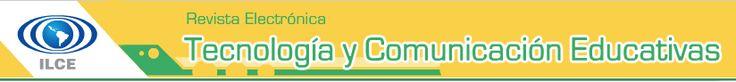 ILCE. Índice de autores de la Revista Tecnología y Comunicación Educativa