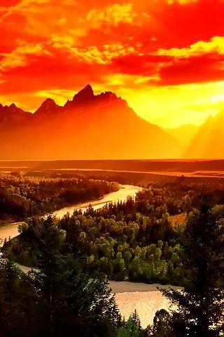 Amazing Snaps: Grand Teton National Park, Wyoming