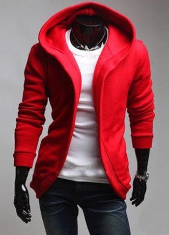 Hot Sale Men Autumn Hooded Collar Sweatshirt – teeteecee - fashion in style