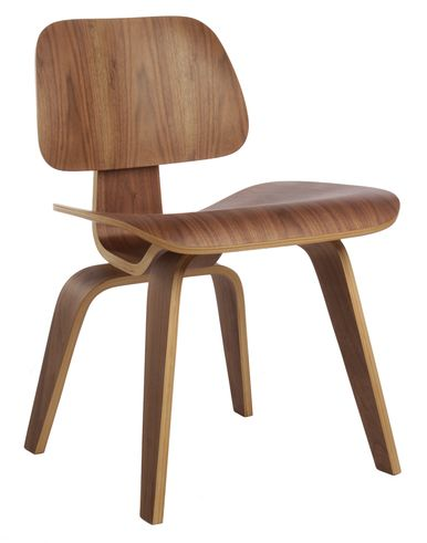 Replica Eames Chair DCW - Walnut - Only $189