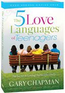 The 5 Love Languages of Teenagers by Gary Chapman {I think it's time to pick this one up}  ;)
