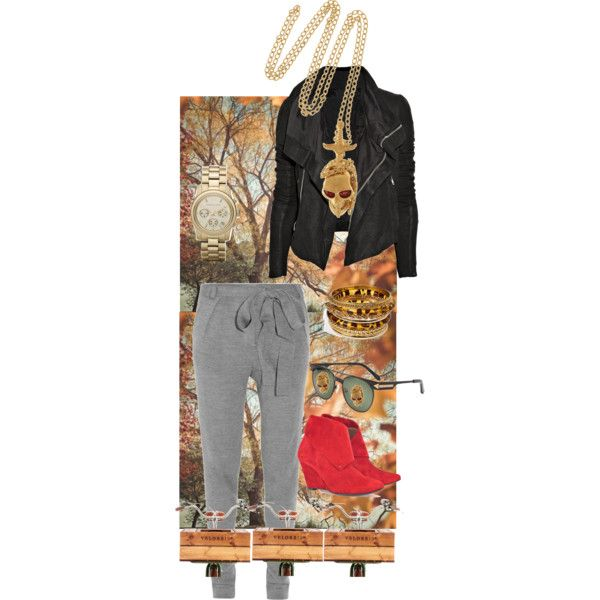 """Casual yet Cool"" by cookiek on Polyvore: Pinterestwork"