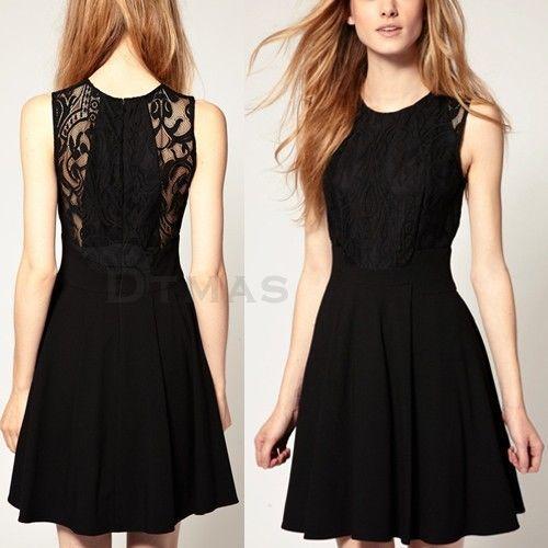 Black dress ebay 8 track