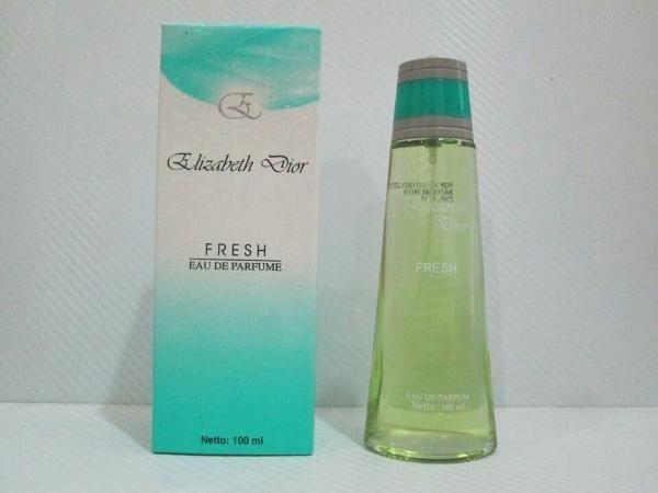 Beli Elizabeth Dior Fresh 100ml dari Pii P. Two. B. p2b - Jakarta Pusat hanya di Bukalapak