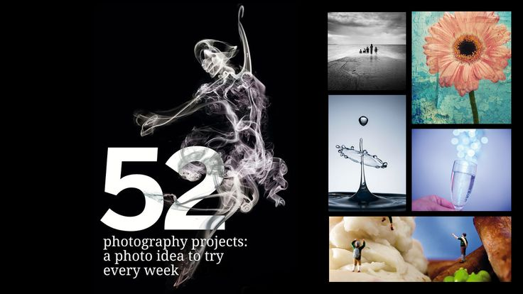 52 photography projects: A photo idea to try every week of the year   TechRadar