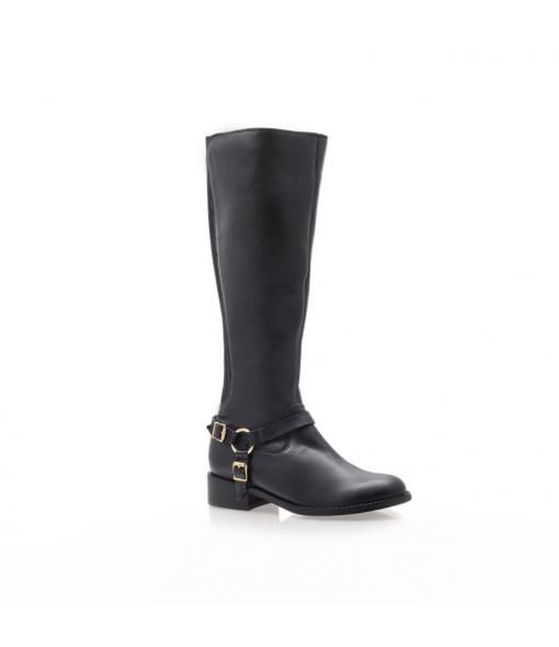 Carvela Petra boots, Black, leather uppers, €79.00