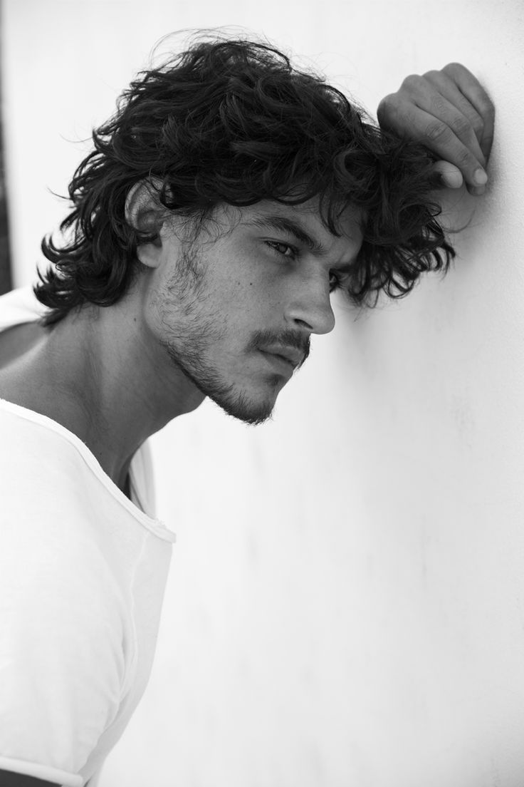 Portrait: Jorge Alano by Fernando Machado