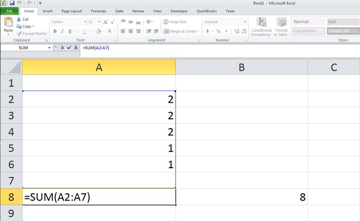 Excel formula is program in excel that help you perform different type of calculation without using the calculator or math.
