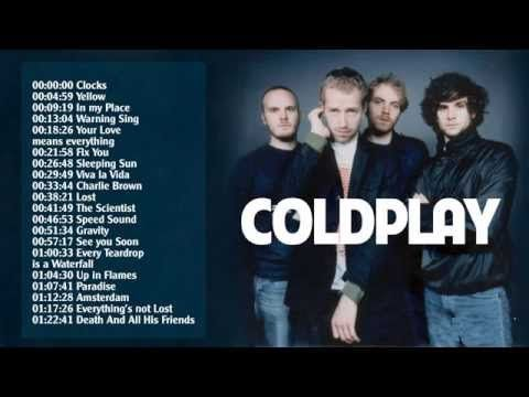 Best of Coldplay (full album) - Coldplay's greatest hits - YouTube