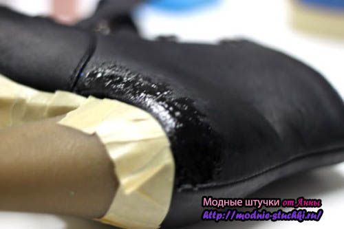 Переделка обуви своими руками – интересны идей