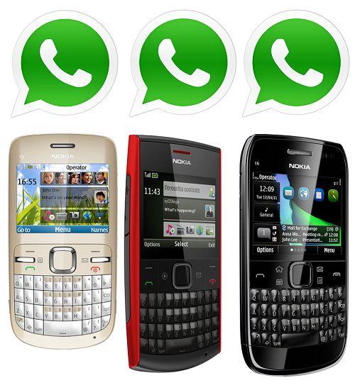 Descargar Gratis WhatsApp Nokia