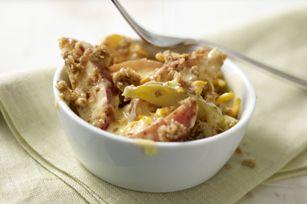 Creamy Apple Crisp Recipe - Kraft Recipes