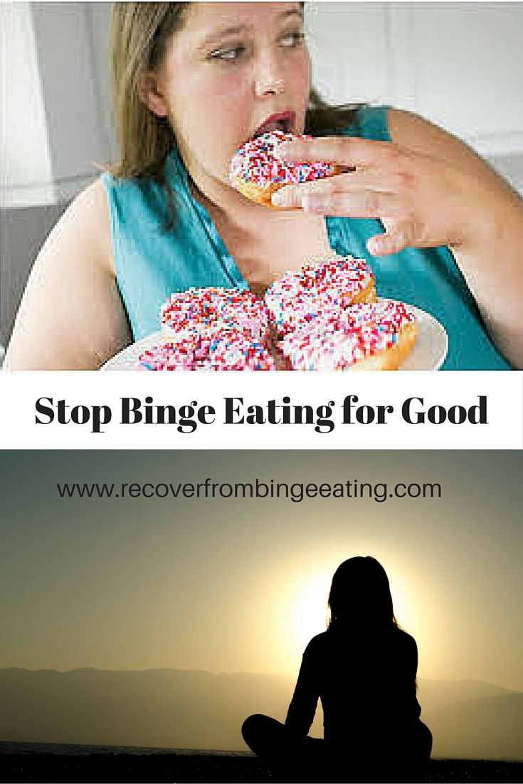 how to help your child with binge eating