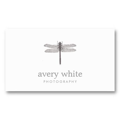 48 best business card ideas images on pinterest card ideas carte simple white nature professional photography business card reheart Image collections