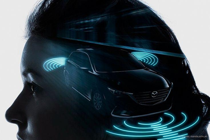 """535 aprecieri, 10 comentarii - Mazda Russia (@mazda_russia) pe Instagram: """"За рулем нельзя всё видеть и всё знать, но почти всё — можно. Радары и камеры комплекса активной…"""""""