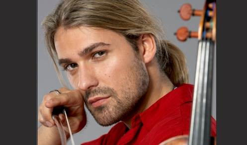 David Garrett...Best violinist ever, and not too hard on the eyes either!