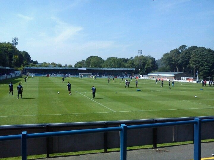 The Perry's Crabble, Dover.  Home of Dover Athletic Football Club.
